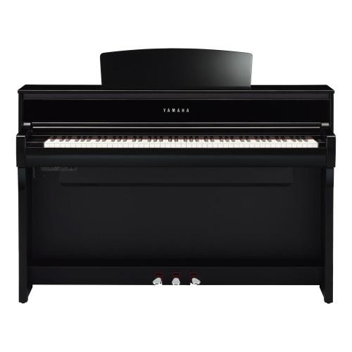 Yamaha Clavinova CLP-775 B Digital Piano - Black