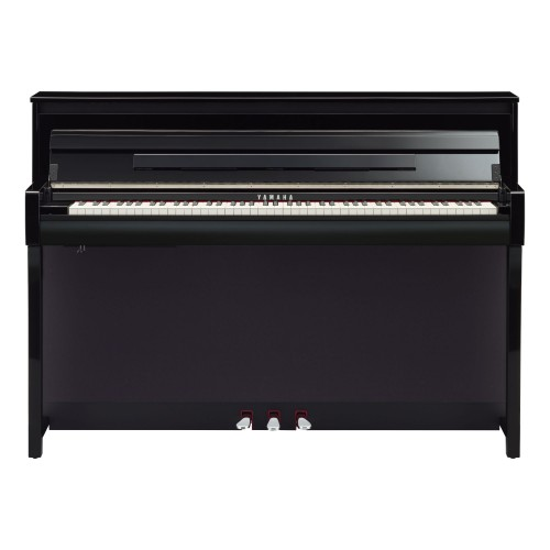 Yamaha Clavinova CLP-785 B Digital Piano - Black