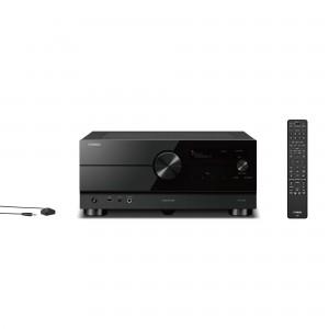 Yamaha RX-A6A 9.2 Channel AV receiver - Black