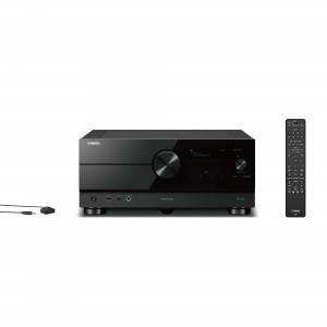 Yamaha RX-A8A 11.2 Channel AV Receiver - Black