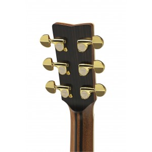 Yamaha LL16 Acoustic Electric Guitar with Gig Bag-Natural