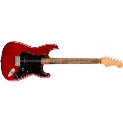 Fender Noventa Stratocaster® Crimson Red Transparent