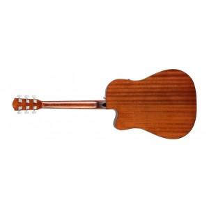 Fender CD-60SCE Dreadnought, All-Mahogany