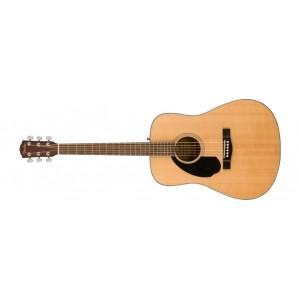Fender CD-60S Dreadnought LH, Natural WN
