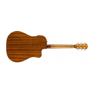 Fender CD-60SCE Dread LH, Natural WN