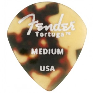 Fender 551 Shape Tortuga™ Picks — 6-Pack