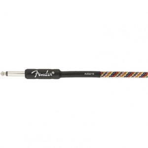 Fender Festival Instrument Cable, Rainbow
