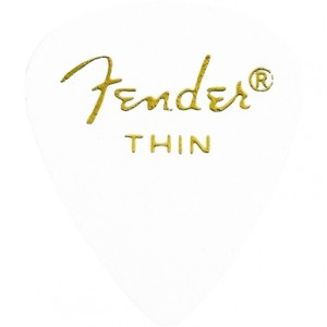 Fender 351 Shape Premium Celluloid Picks -12 Count Pack