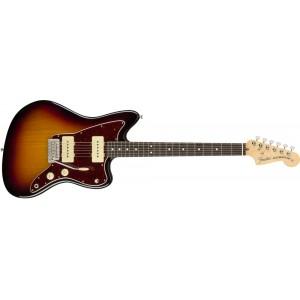 Fender American Performer Jazz master, Rosewood Fingerboard, 3-Color Sunburst 0115210300
