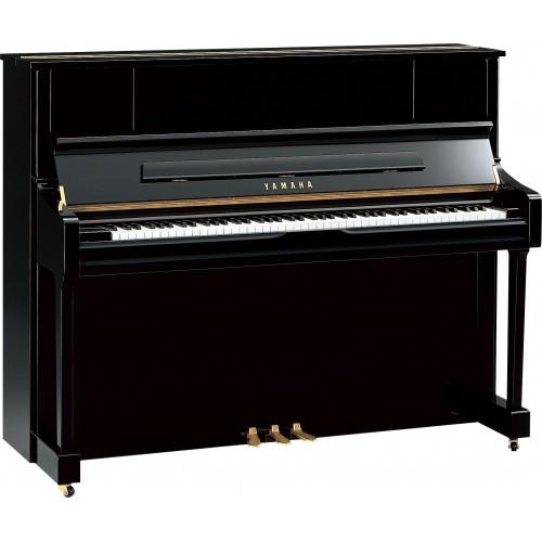 Yamaha Upright Piano U1J PE - Polished Ebony