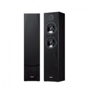 Yamaha Floorstanding Speaker NS-F51 Black