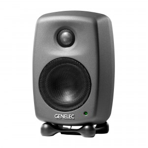 Genelec 8010A Monitor Dark Grey 240V