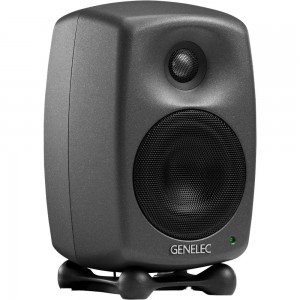 Genelec 8020D Monitor Dark Grey