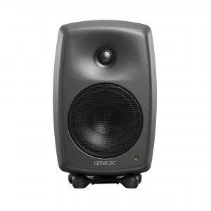 Genelec 8030C Monitor Dark Grey