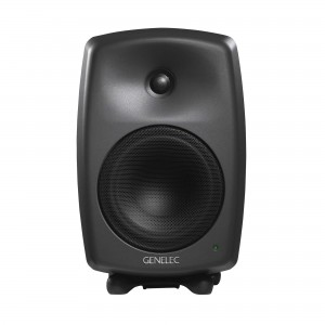Genelec 8040B Monitor Matt Black 230V
