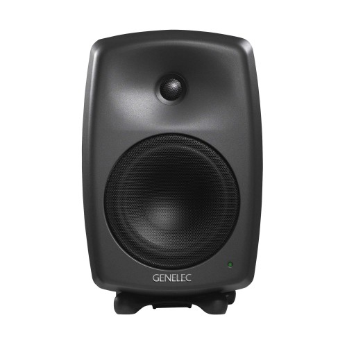 Genelec 8040B Monitor Matt Black 230V (#As-Is Condition)