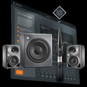 Neumann Monitor Alignment Kit 3 UK