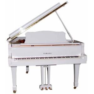 Yamaha Grand Piano C1X PWH- Polished White