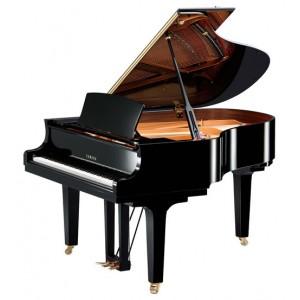 Yamaha Grand Piano C2X PE - Polished Ebony