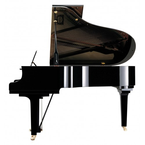 Yamaha Grand Piano C3X PE - Polished Ebony