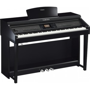 Yamaha CVP-701PE (Polished Ebony)