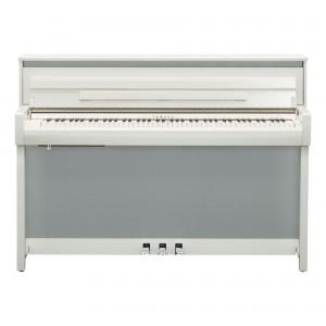 Yamaha Clavinova CLP-785 PWH Digital Piano - Polished White