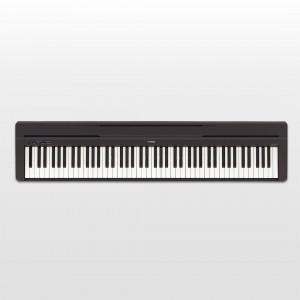 Yamaha P-45 B 88 Key Digital Piano - Black - Without Stand