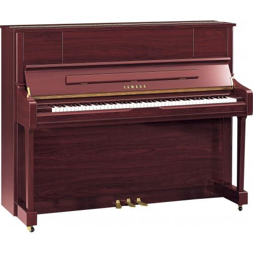 Yamaha Upright Piano U1J PM - Polished Mahogany
