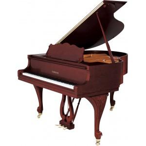Yamaha Baby Grand Piano GB1K FP - French Provincial