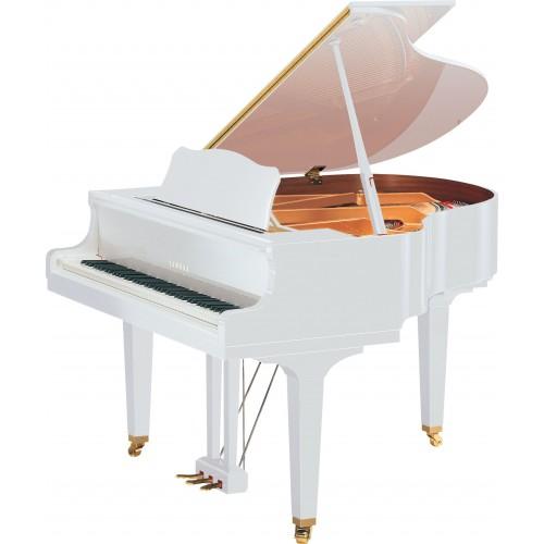Yamaha Baby Grand Piano GB1K PWH - Polished White