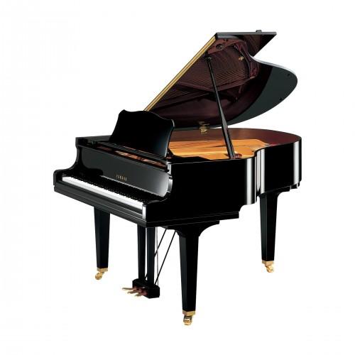 Yamaha Grand Piano GC1 PE - Polished Ebony