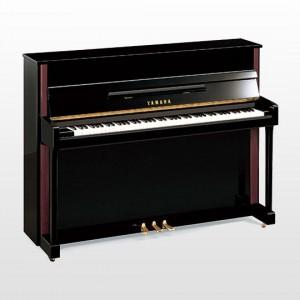 Yamaha Upright Piano JX113T PE - Polished Ebony