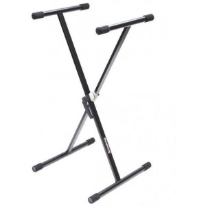 Thomsun DF029-6 Black, Single-x key board stand