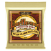 Ernie Ball Earthwood Folk Nylon, Clear & Gold Ball End, 80/20 Bronze Acoustic Guitar Strings - 28-42 Gauge