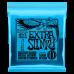 Ernie Ball - P02225 Extra Slinky Nickel Wound Electric Guitar Strings - 8-38 Gauge