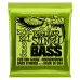 Ernie Ball Regular Slinky Nickel Wound Electric Bass Strings - 50-105 Gauge - P02832