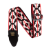 Ernie Ball Ristra Red Jacquard Strap - P05322
