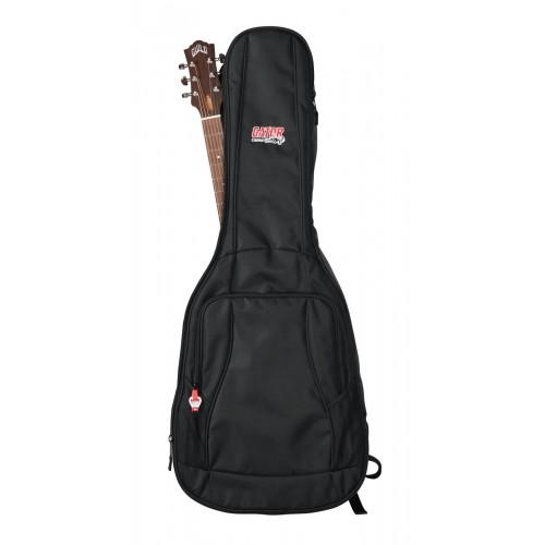 Gator GB4GACOUSTIC - 4G Series Gig Bag For Acoustic Guitars