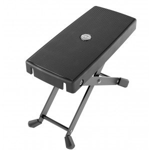 K & M Footrest Small for Guitarists