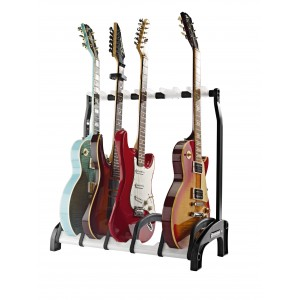 K & M Multiple Guitar Stand - 2016