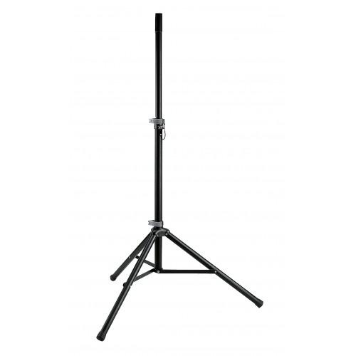 K & M Speaker Stand Aluminum - Black