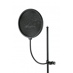 K & M Pop Shield - Black