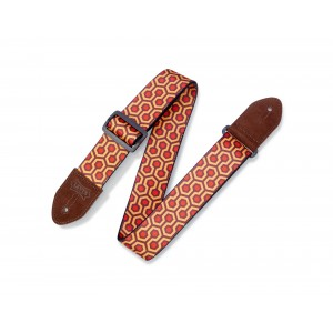 Levy's Hex Guitar Strap – MP2-007