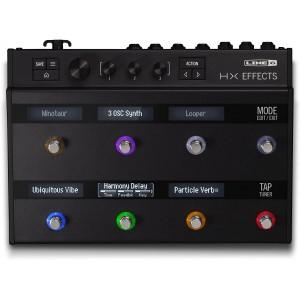 Line 6 HX Effects Multi Pedal - Black