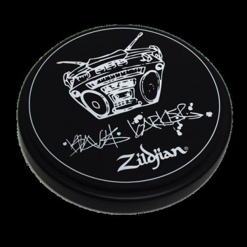 Zildjian 6 TRAVIS BRAKER PRACTICE PAD