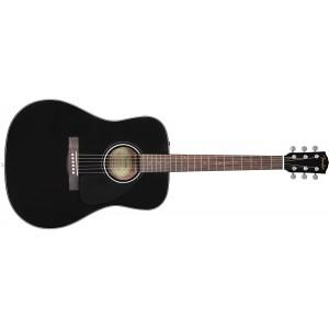 Fender CD-60 Dread V3 DS  Black Walnut