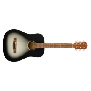 Fender FA-15 3/4 Scale Steel String Acoustic Guitar with Gig Bag (Moonlight)