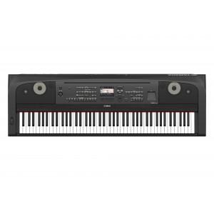 Yamaha DGX-670 Digital Piano - Black (Keyboard stand, L-300B, not included)