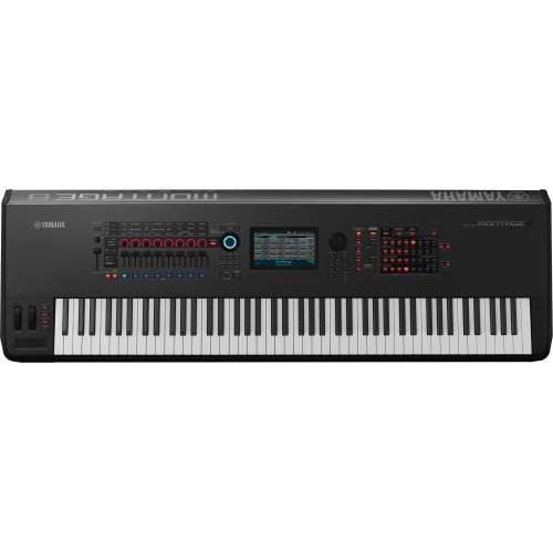 Yamaha Montage 8 -  88-key Synthesizer