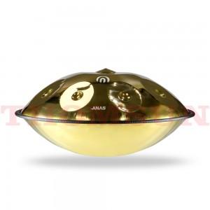 Handpan - Gold
